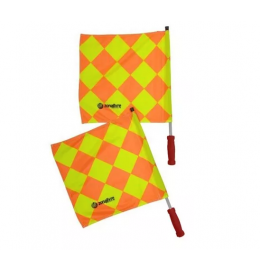 Bandeira de arbitro oficial zona livre