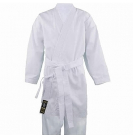Kimono Karatê Branco Infantil Shogum