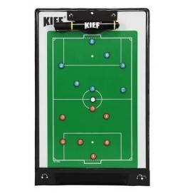 Prancheta Tática Magnética Futebol Society Kief