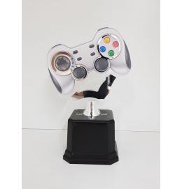Troféu Video Game Acrílico Vitória