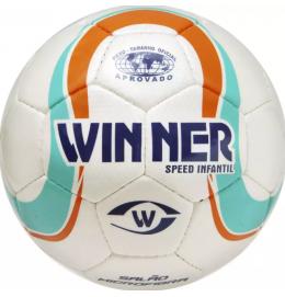 bola de futsal infantil winner costurada