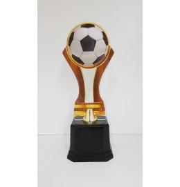 Troféu Bola Acrílico 22cm Vitória