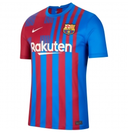 Camisa Barcelona I Nike 21/22