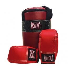 Saco Boxe Kids Knockout
