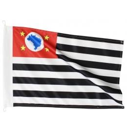 Bandeira Estado São Paulo Oficial 1,12 x 1,60 EXTERNA B1