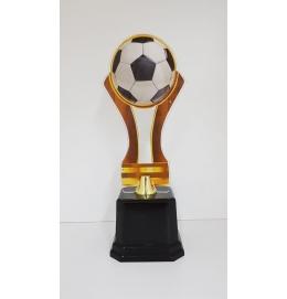 Troféu Bola Acrílico 25cm Vitória