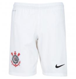 Calção Corinthians Branco Nike
